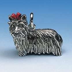 Schmuck-Anhänger Yorkshire-Terrier