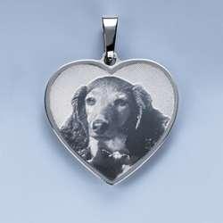 Fotogravur nach Ihrem Hunde Bild