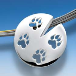 Hundepfoten Schmuck für Hundefreunde