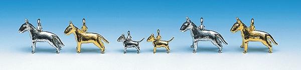 Tierschmuck Hunde in Silber und Gold