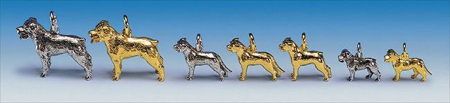 Hundeschmuck Hunderasse Rottweiler