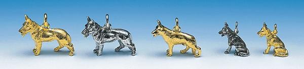 Hundeschmuck-Anhänger Schäferhund